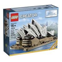LEGO 10234 - Exclusive - Buildings - Sydney Opera House