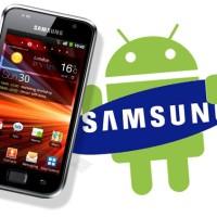 Firmware SAMSUNG GALAXY