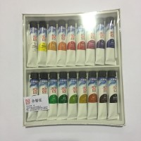 TALENS CHINA WATER COLOURS 18 X12 ML