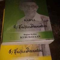 harga Pendidikan Dan Kebudayaan Karya Ki Hajar Dewantara Tokopedia.com