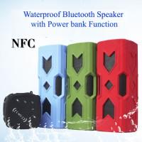 harga TiFo PT-390 Bluetooth Speaker Water Resistant + Powerbank 3600mah Tokopedia.com