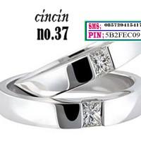 harga cincin kawin, tunangan, couple no 37 Tokopedia.com