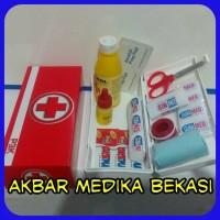 KOTAK P3K PPPK MOBIL LENGKAP DAN MURAH Hanya Di Akbar Medika