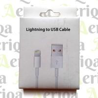 Jual Kabel Data Lightning - iPhone 5, 5S, 6, 6S, etc Murah
