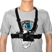 Chest Mount For GoPro, Bpro, Sjcam, Xiaomi Yi, Action Cam, High Quality