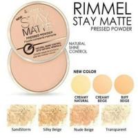 RIMMEL - STAY MATTE PRESSED POWDER - CHOOSE COLOR