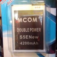 Baterai Battery Batre Hp Advan Vandroid S5e New Dobel Power Mcom 5000