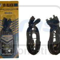 harga Kabel Relay Set Cable Hella 2 Relay 2 Lampu H4 Tokopedia.com