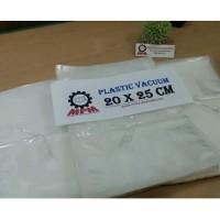 Jual Plastic Vacuum / Vacum Bag / Plastik Vakum 20 x 25 cm Murah