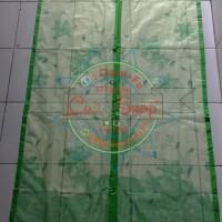 harga Tirai Pintu Magnet Murah/elegant/import Taiwan/bahan Tebal,list Jahit Tokopedia.com