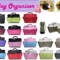 Jual Bag in Bag size M (Bag Organizer) Murah