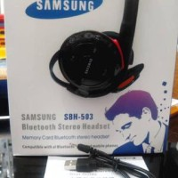 Headset Handsfree Earphone Bluetooth Samsung BH-503