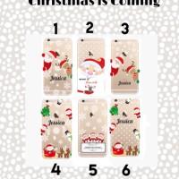 Katalog Custom Case hp Christmas Edition