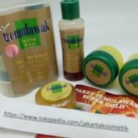 PAKET TEMULAWAK SUPER GOLD ( KEMASAN BOX PLASTIK )