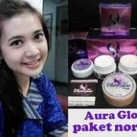 AURA GLOW MAGIC BEAUTY CREAM BPOM  - PAKET NORMAL