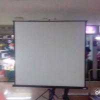 Screen Tripod Projector 70 Inch