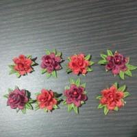 Jual Aplikasi Bunga Hiasan Souvenir, Bando, Bros, dll (JPS D-2) Murah
