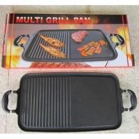 Panci Panggang multi grill pan ASLI - Alat pemanggang griller