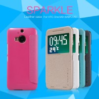 Nillkin Sparkle For Htc One M9  - Original 100%