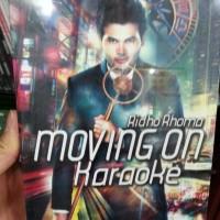DVD KARAOKE RIDHO RHOMA - MOVING ON