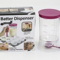 Batter Dispenser Kitchen Alat Dapur Adonan Kue Pancake Muffins Unik Te