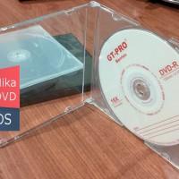 Case Casing CD DVD Mika Slim Single GT-Pro
