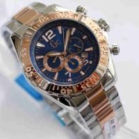 Gc X5900 Rosegold Combi Blue-Dial