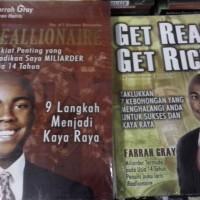 Buku Bisnis Langka Farrah Gray Reallionaire (Internationa Best Seller)