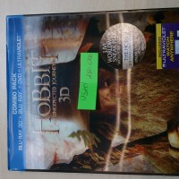 Blu-Ray Original: The Hobbit 3D