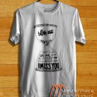 Kaos Blink 182 I Miss You Lyric |Kaos Distro| Kaos Oblong | Tshirt
