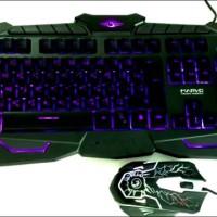 MARVO KM800 Wired Gaming Keyboard