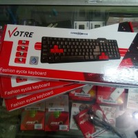 Keyboard Votre KB2308 USB / Keyboard USB Murah
