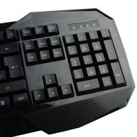 Aula Illuminated Series USB Wired Gaming Keyboard LED Backlight T2130