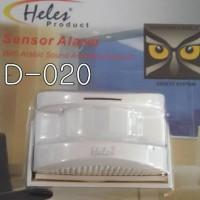 harga Bell Pintu Heles D-020 Alarm Sistem Sensor Gerak Tokopedia.com