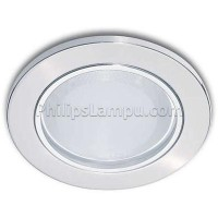 "Downlight Philips 1380 Series 4"" White"