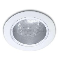 "Downlight Philips 6666 Series 3""White"
