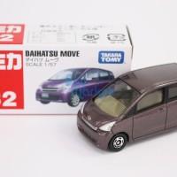 Tomica #32 Daihatsu Move Purple