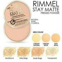 Jual rimmel stay matte pressed powder Murah