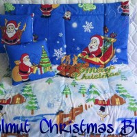 Jual Balmut Mini Christmas Blue (limited edition) Murah