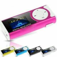 MP3 LCD PANJANG 8GB WITH SPEAKER DAN SENTER