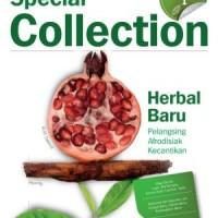 Special Collection Herbal Baru Pelangsing Afrodisiak Kecantikan