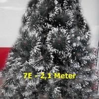 Jual Pohon Natal - 7E Murah 2,1 Meter - Christmas Tree Murah