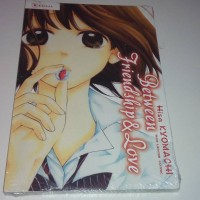 komik 3L between friendship & love