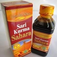 Sari Kurma SAHARA rasa Original