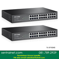 Switch 24 Port, TP Link - TL-SF1024D