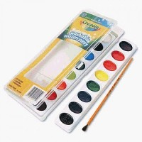 Crayola Washable Watercolors 16 Colors