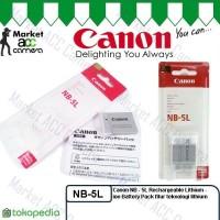 Battery Canon NB-5L ( Canon S100, SX200, SX210, SX230, IXUS 800)