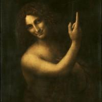 Replika Lukisan Saint John The Baptist, Leonardo da Vinci (1513-1516)