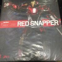 HN004 Hot toys Iron Man 3 Mark 35 Red Snapper (MIB)
