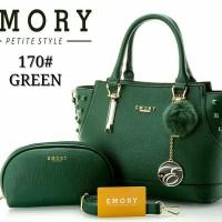 Sale Tas Wanita Emory Eclaire #170# Green